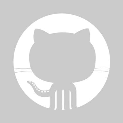 The GitHub avatar of