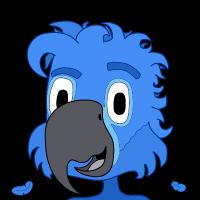 sketch_macaw