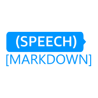 Speech Markdown