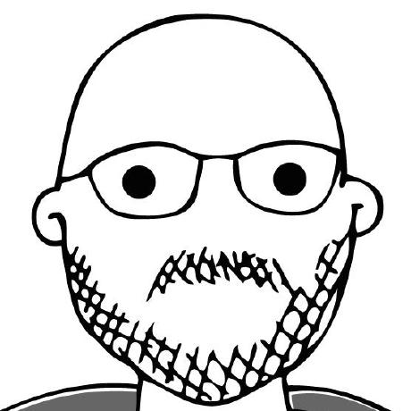 The GitHub avatar of Toby Hodges
