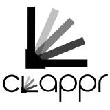 clappr logo