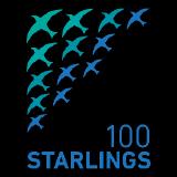 100Starlings