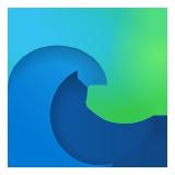 MicrosoftEdge logo