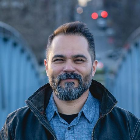 GitHub profile image of danmarshall