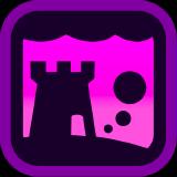 PurpleKingdomGames logo