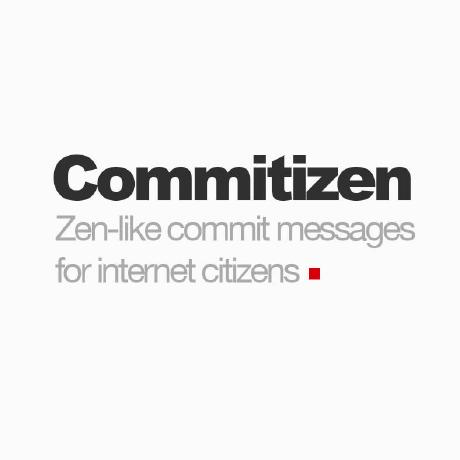 commitizen/cz-conventional-changelog A commitizen adapter