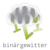 binaergewitter logo