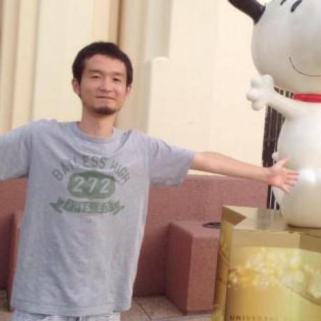 Photo of the wonderful Ryutaro Mizokami (@mizoR) - Software developer