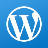 wordpress-mobile logo