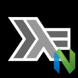 neovimhaskell logo