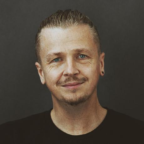 GitHub profile image of JoostKiens