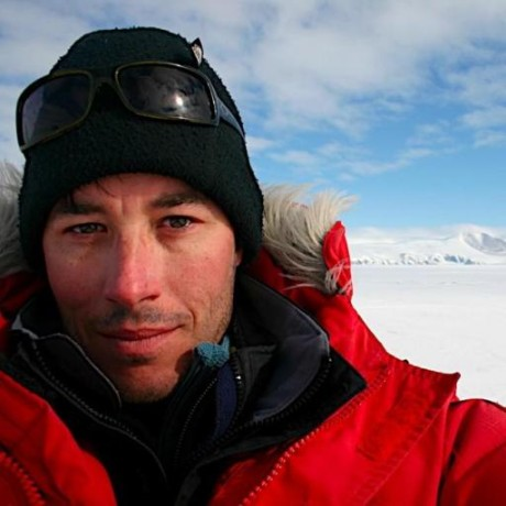 Photo of the wonderful Ken Mankoff (@mankoff) - Research scientist studying ice sheets and polar oceans as indicators of climate change. Advocate of open reproducible science.
