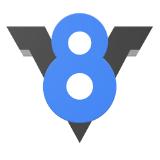 phpv8 logo
