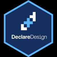 @DeclareDesign