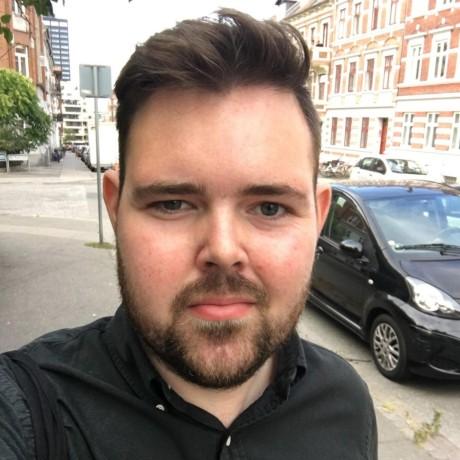 GitHub profile image of fredsted