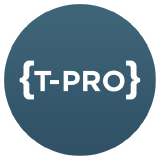 T-Pro logo