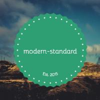 @modern-standard