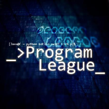 ProgramLeague