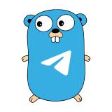 go-telegram-bot-api logo
