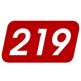 219-design logo