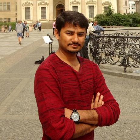 Rakesh Gopinath's avatar