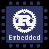 rust-embedded logo