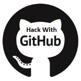 Hack-with-Github logo