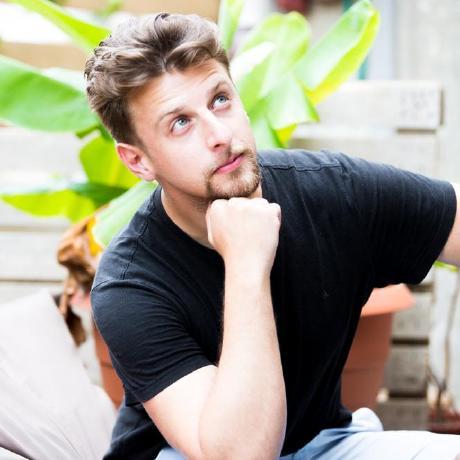 Benjamin Aronov's avatar