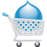 drupalcommerce logo