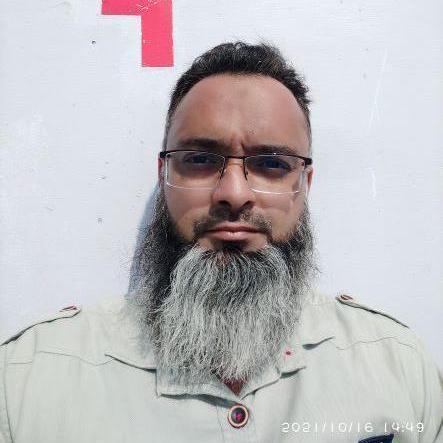 Mohammad Faisal Khatri: Framework Tester.