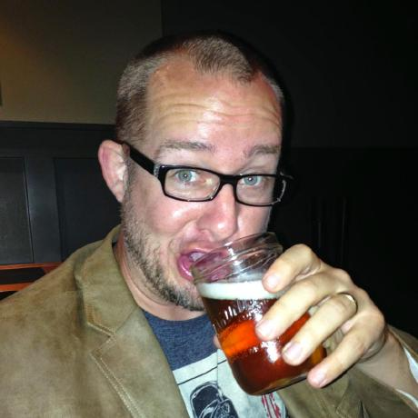 Photo of the wonderful Jonathan Keith (@joncse)