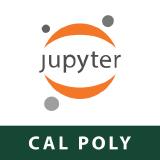 jupytercalpoly logo