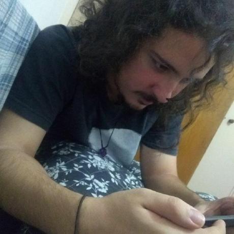 Uploaded avatar of ismaelpereira