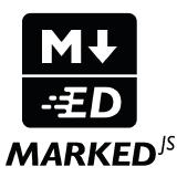 markedjs logo