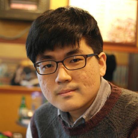 Photo of the wonderful Jiseob Kim (@nzer0)