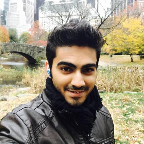 GitHub profile image of yashatgit