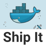 shipping-docker logo