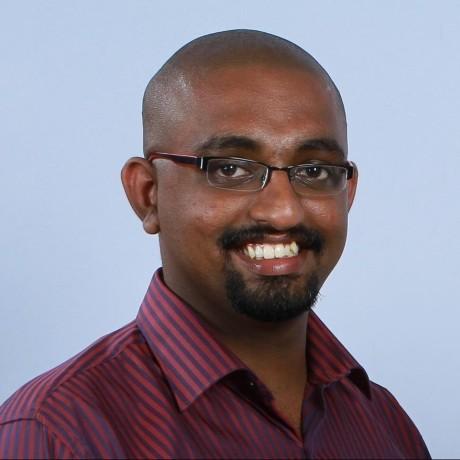 Photo of the wonderful Anup Sam Abraham (@anupsabraham)