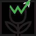 TulipCharts logo