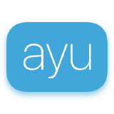 ayu-theme logo