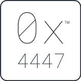 0x4447 logo