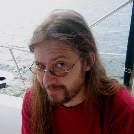 GitHub profile image of svgeesus