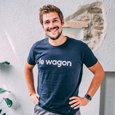 Jean-Romain Krupa,  no Le Wagon Lyon