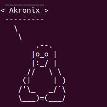 @Akronix