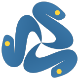 python-trio logo