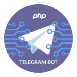 php-telegram-bot logo