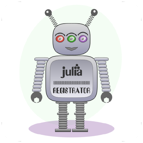 @JuliaRegistrator
