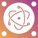 electron-react-boilerplate logo
