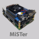MiSTer-devel logo