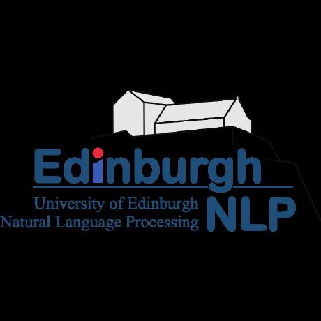 EdinburghNLP